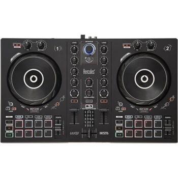 CONTROLADOR PARA DJ 2CH INPULSE 300 – HERCULES-4