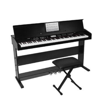 PIANO DIGITAL DE 88 TECLAS C/SOPORTE Y ASIENTO – ALESIS-5