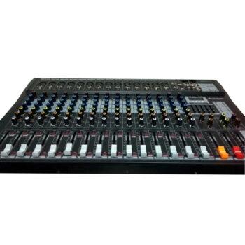CONSOLA DE 16 CANALES USB BT FX QXT-1602 – ITALY AUDIO-4