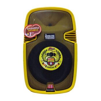 Caja amplificada england amarillo - 1