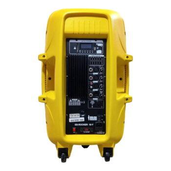 Caja amplificada england amarillo - 2